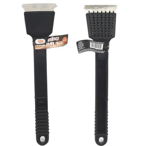 "Wholesale 12"" BBQ GRILL BRUSH"