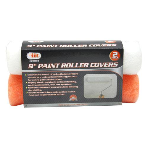 "Wholesale 2pc 9"" PAINT ROLLER COVERS"