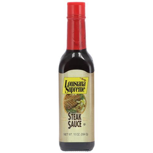 Wholesale Louisiana Supreme Steak Sauce