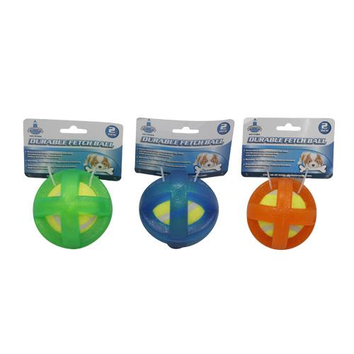 "Wholesale 4"" DURABLE PET FETCH BALL"
