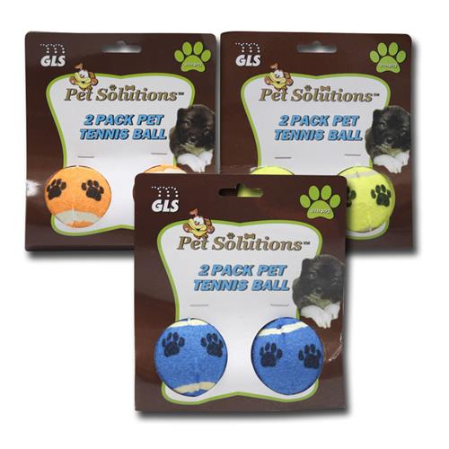 "Wholesale 2pk 2"" TENNIS BALLS"