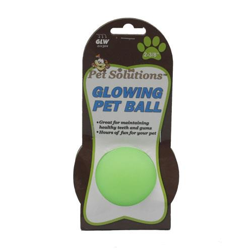 "Wholesale 2-3/8"" GLOWING PET BALL"