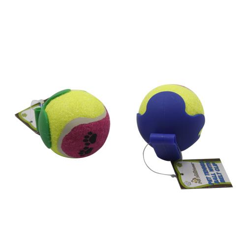 Wholesale PET TENNIS BALL w/ BELT CLIP