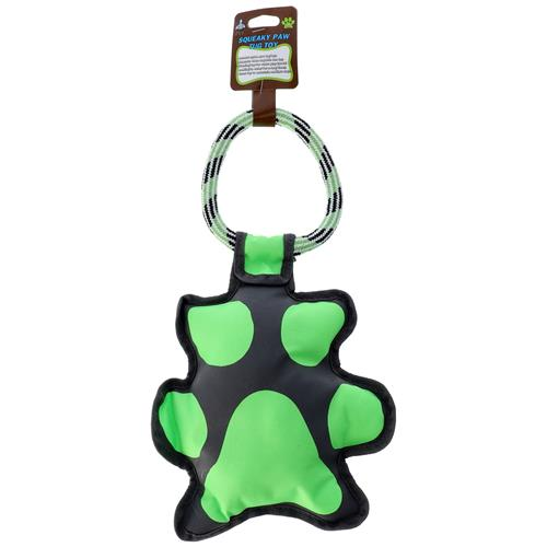 Wholesale SQUEAKY PAW TUG TOY
