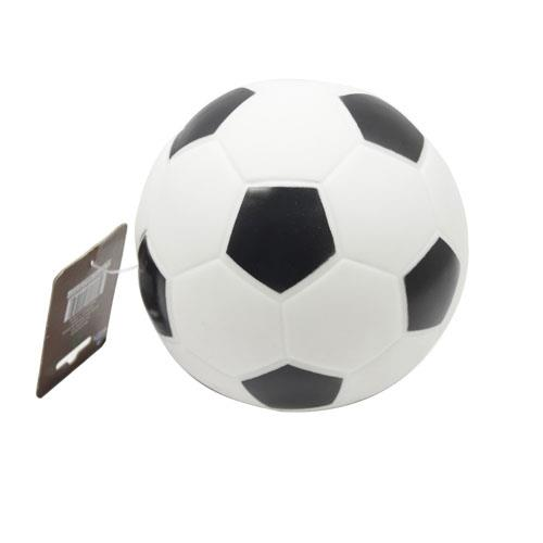 Wholesale SQUEEKY SOCCER BALL PET TOY