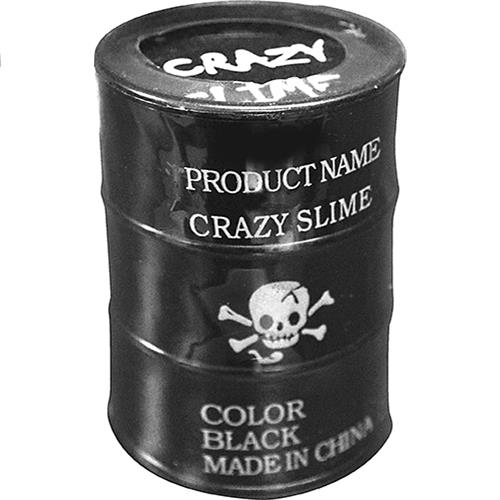 Wholesale Crazy Slime - Black