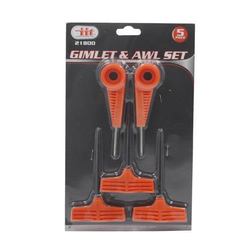 Wholesale 5pc GIMLET & AWL SET