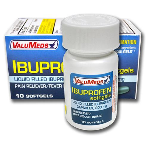 Wholesale VM IBUPROFEN 200MG LIQ GEL CAP