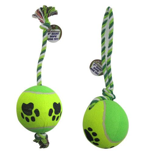 "Wholesale 6"" GIANT ROPE DOG TOY"