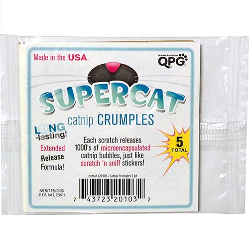 Wholesale 40 COUNT CATNIP CRUMPLES