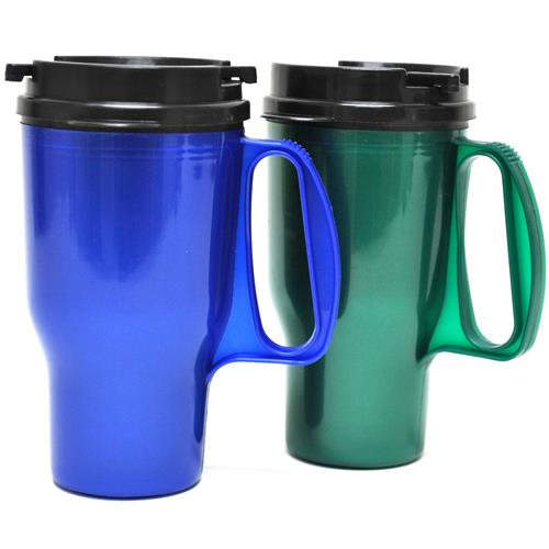 Wholesale Travel Mug 5.5x6.75x3.25