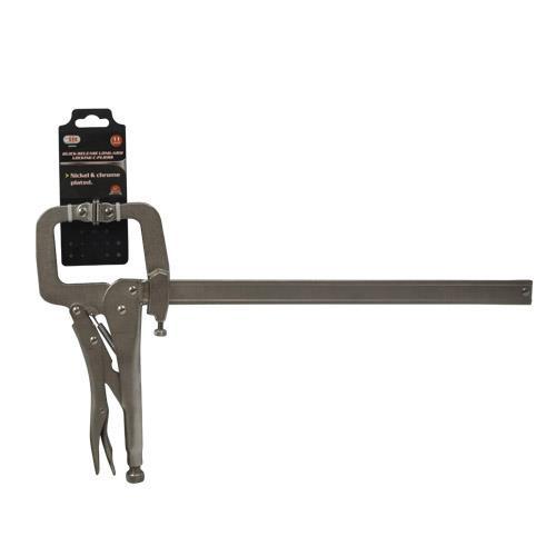 "Wholesale 11"" QUICK RELEASE LONG ARM LOCKING PLIERS"