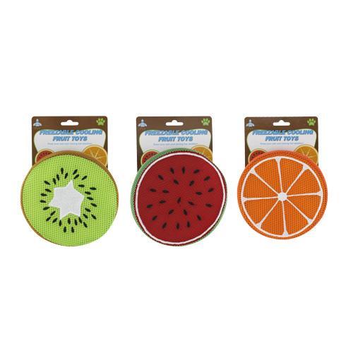 Wholesale FREEZABLE COOLING FRUIT TOYS
