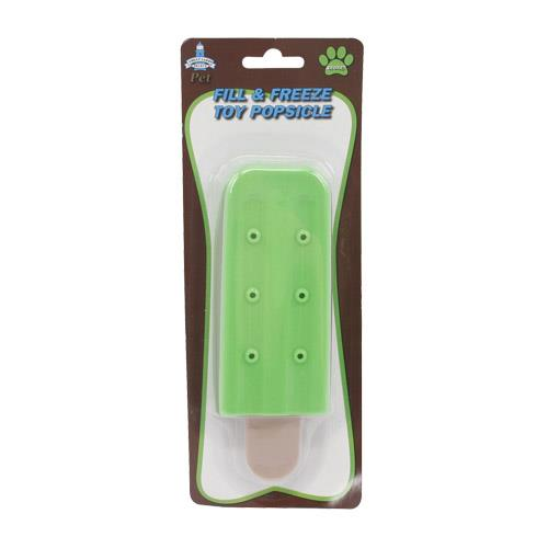 Wholesale FILL & FREEZE ICE LOLLY PET COOLING TOY