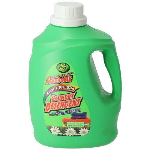 Wholesale Awesome 3X Laundry Detergent 64 Loads Rain Fresh