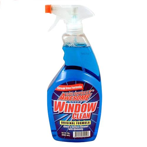 Wholesale Awesome Window Cleaner w/Ammonia Trigger