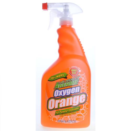 Wholesale Awesome Oxygen Orange All Purpose Degreaser Trigge