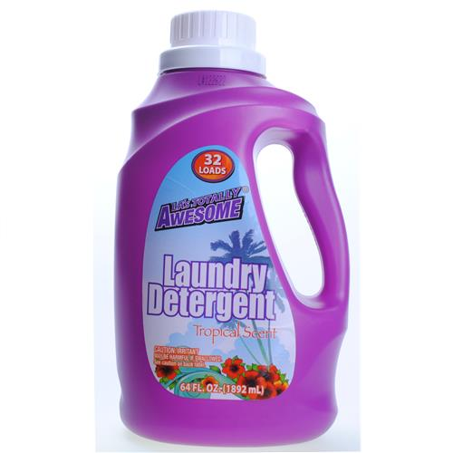 Wholesale Awesome Laundry Detergent - Tropical Scent 32 Load