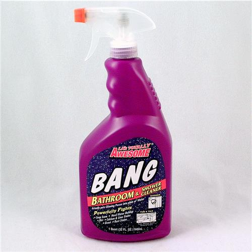 Wholesale Awesome Bang Bath & Shower Cleaner Trigger