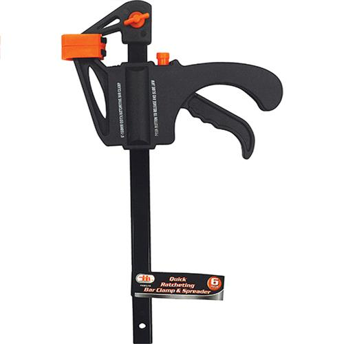 """Wholesale 6"""" Ratcheting Bar Clamp & Spreader"""