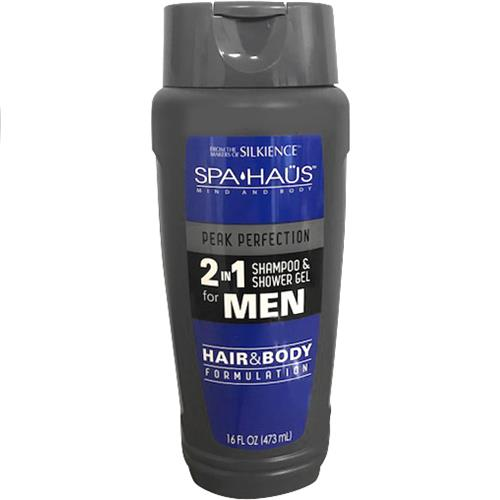 Wholesale Spa Haus Shower Gel Peak Perfection For Men