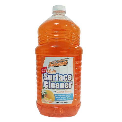 Wholesale 56OZ AWESOME MULTI SURFACE CLEANER CITRUS SCENT