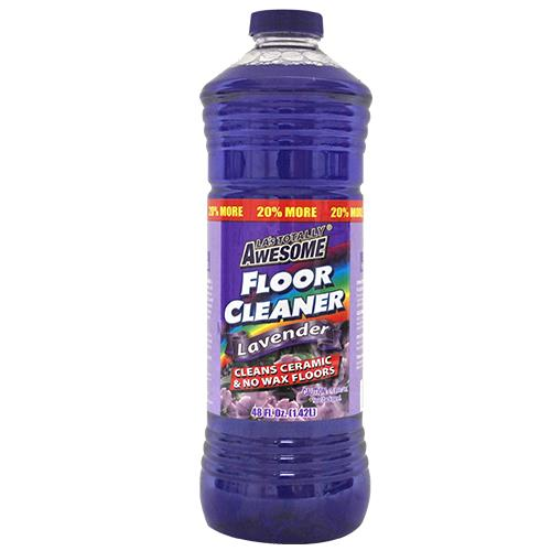 Wholesale Awesome Floor Cleaner Lavender 48 oz