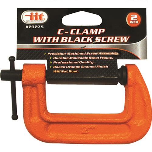 "Wholesale 2"""" Heavy Duty """"C"""" Clamp"
