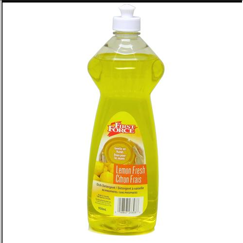 Wholesale First Force Lemon Dish Liquid
