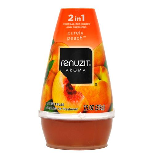 Wholesale Renuzit Air Freshener Adjustable Singles Purely Peach