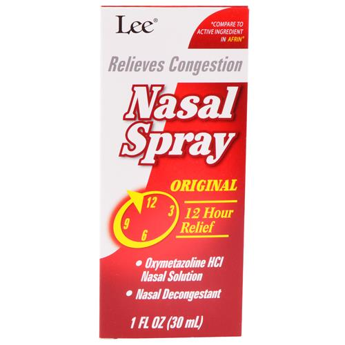 Wholesale Lee 12 HR Nasal Spray Original (Afrin)