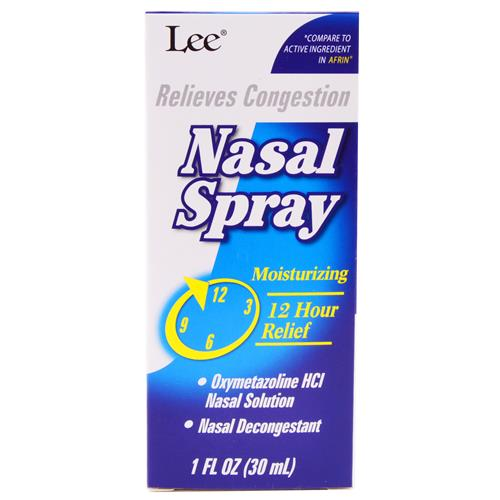 Wholesale Lee 12 HR Nasal Spray Moisturizing (Afrin)
