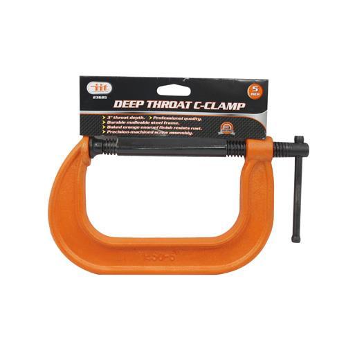 "Wholesale 5"" DEEP THROAT C-CLAMP"