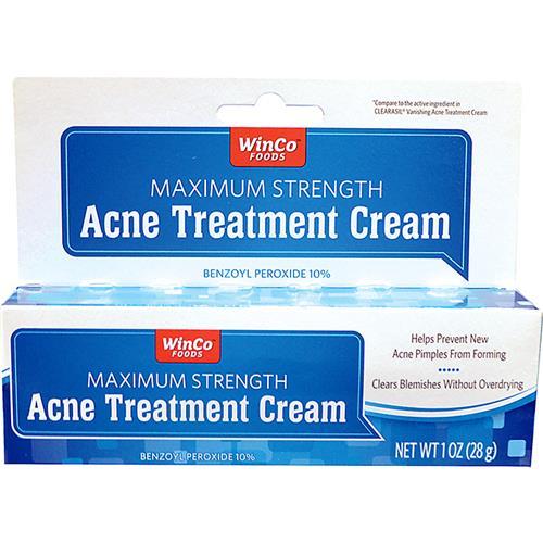 Wholesale ACNE TREATMENT CREAM -MAX STRE