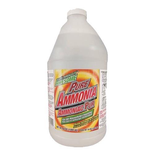 Wholesale 64oz Awesome Clear Regular Ammonia