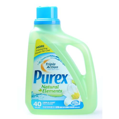 Wholesale Purex HE Liquid Laundry Detergent Natural Elements Linen & Lilies 40 Loads HE