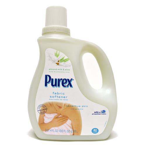 Wholesale Purex HE Liquid Fabric Softener Almond Milk & Aloe 40 Loads