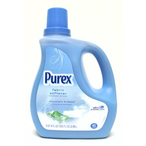 Wholesale Purex HE 2X Liquid Fabric Softener Mountain Breeze 40 Loads