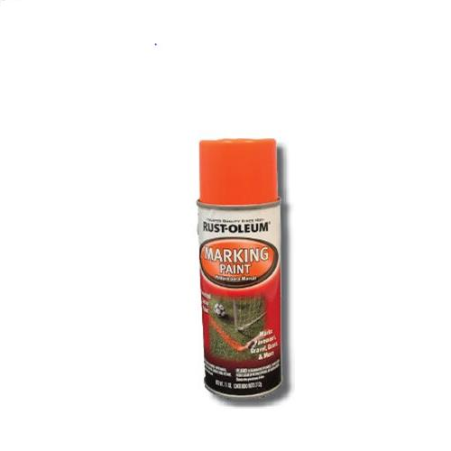 Wholesale MARKING PAINT FLOURESCENT ORANGE INVERTED TIP 11oz