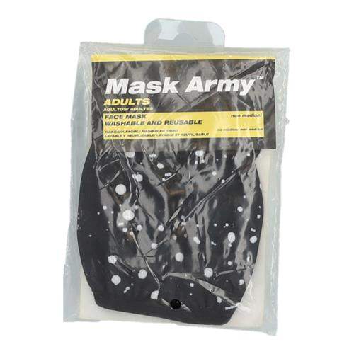 Wholesale 3PLY CLOTH FACE MASK SPLATTER PRINT ADULT