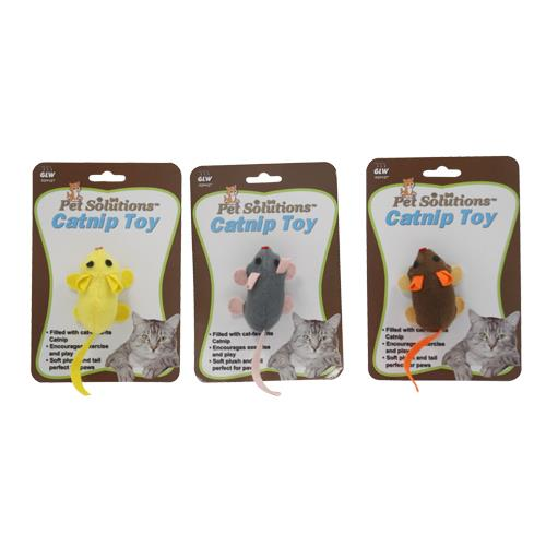 Wholesale CATNIP TOY MOUSE ASSORTMENT
