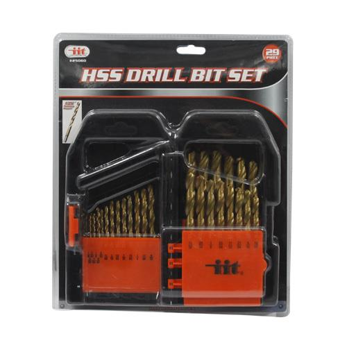 Wholesale 29pc HSS DRILL BIT SET