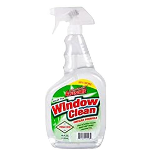 Wholesale Awesome Glass Cleaner with Vinegar 40 oz.