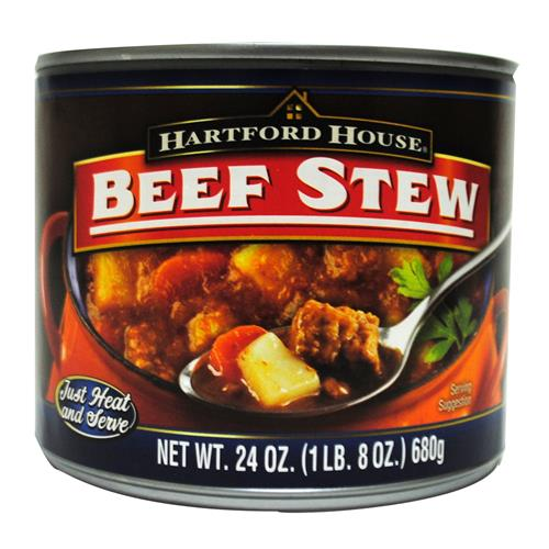 Wholesale Hartford Farms Beef Stew Expires 8/2015