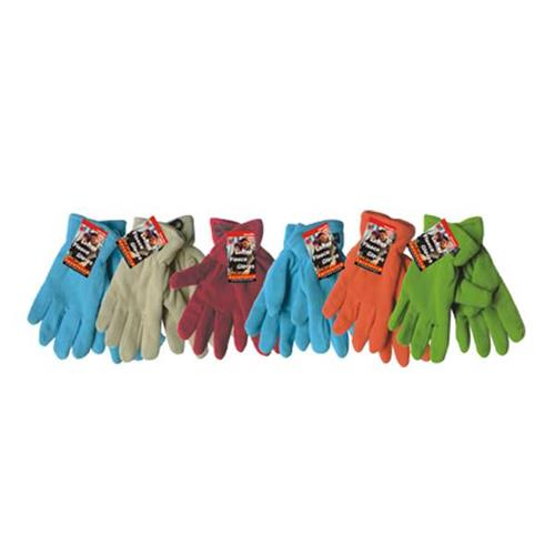 Wholesale Women's Assorted Fleece Gloves