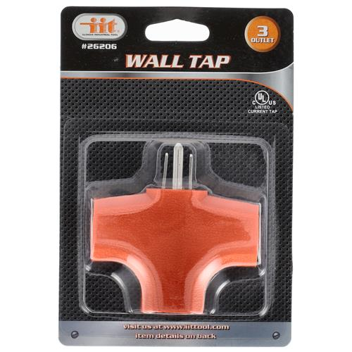Wholesale 3 Outlet Wall Tap