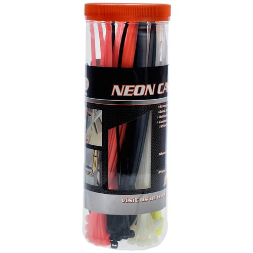 Wholesale 200PC Neon Cable Tie