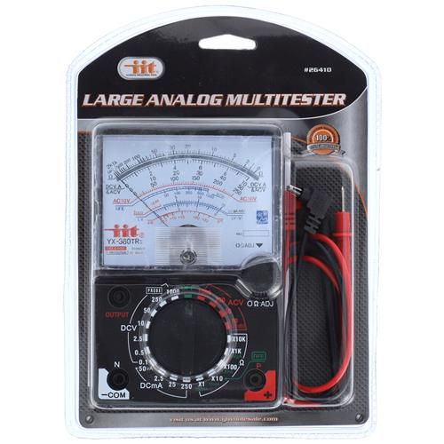 Wholesale Large Analog Multitester
