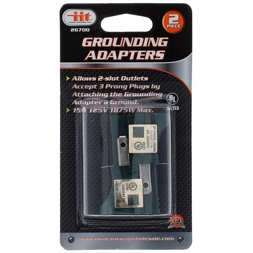 Wholesale 2PC Grounding Adapters