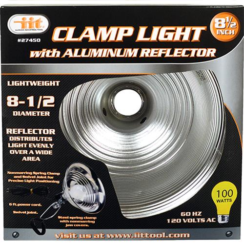 Wholesale Clamp On Light With Aluminum Reflector